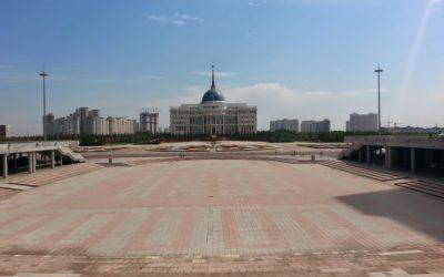 Absurdistan in Kasachstan