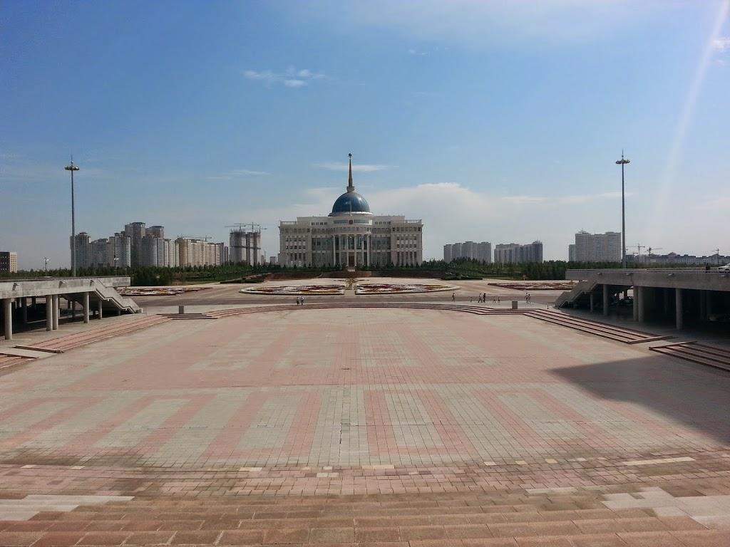 Eva Lindner Blog Journalistin Kasachstan Astana