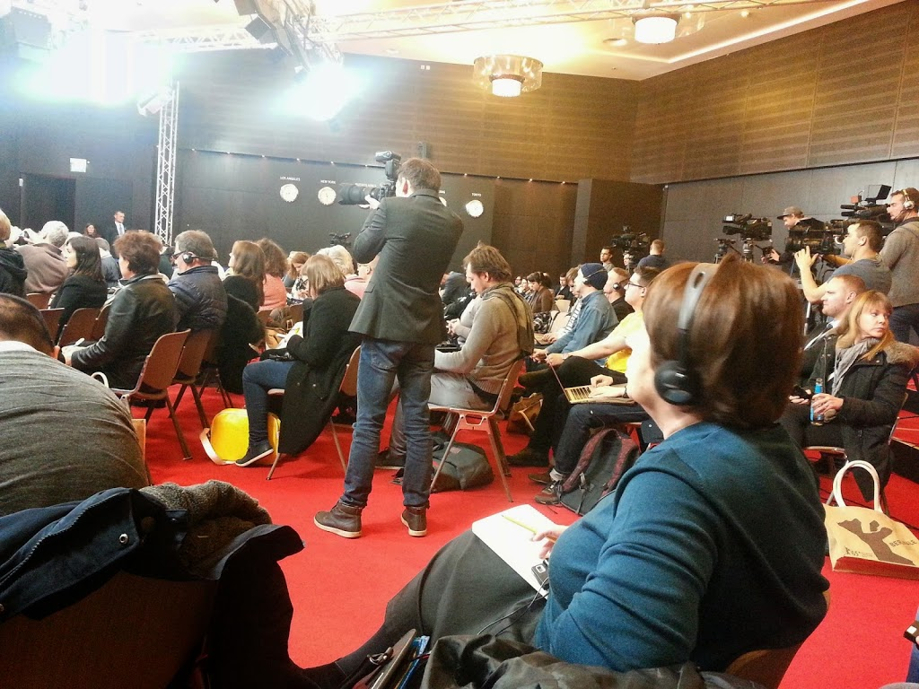 Eva Lindner Journalistin Blog Berlinale
